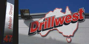 Drillwest provides customer service and project management from our workshop and offices in Bellevue, Midland.
